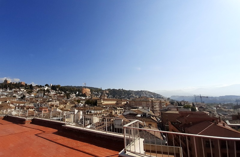 Vivienda exclusiva!!Fantástico ático con gran terraza con vistas panorámicas