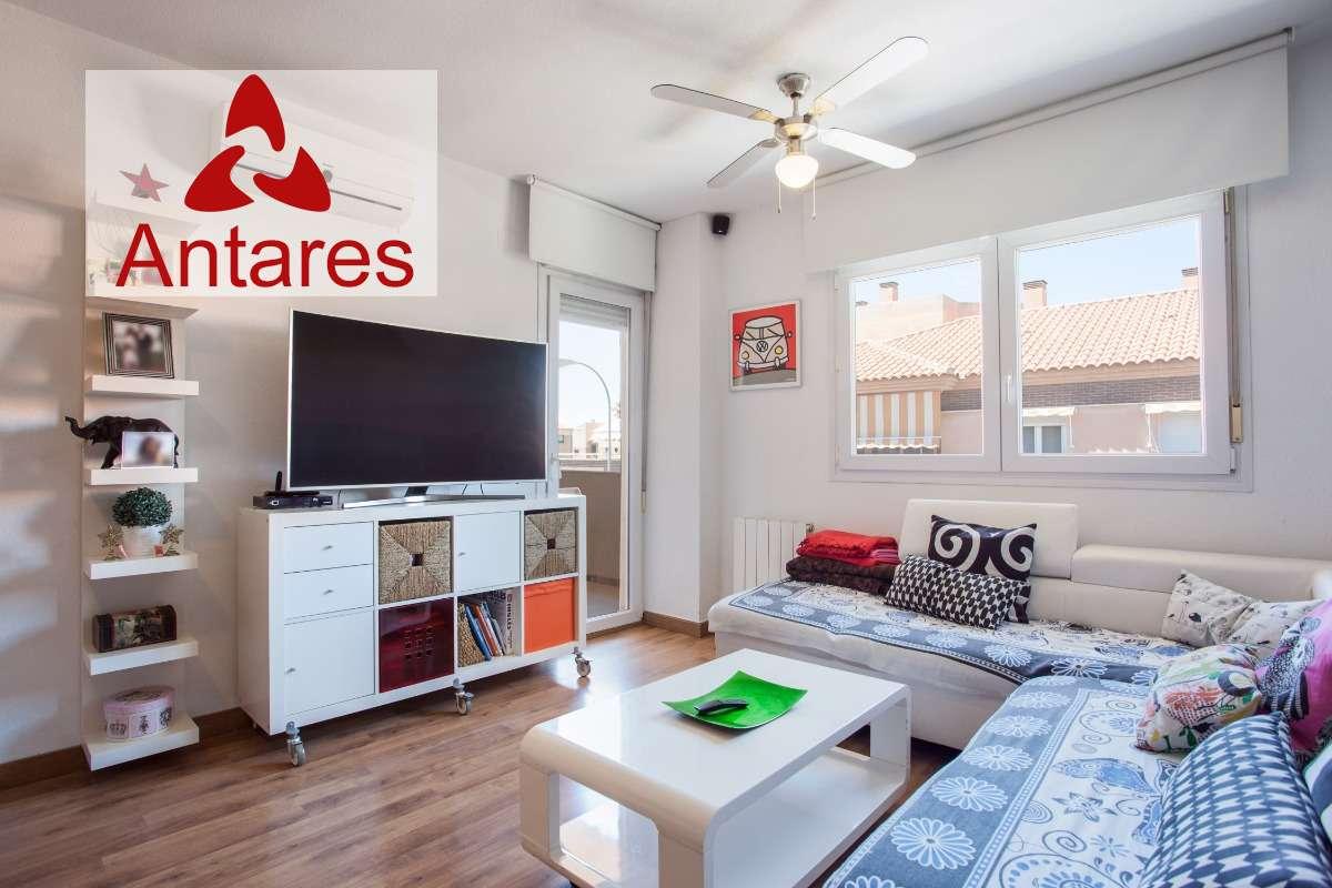 Bonito piso situado en Bola de Oro con plaza de garaje y trastero