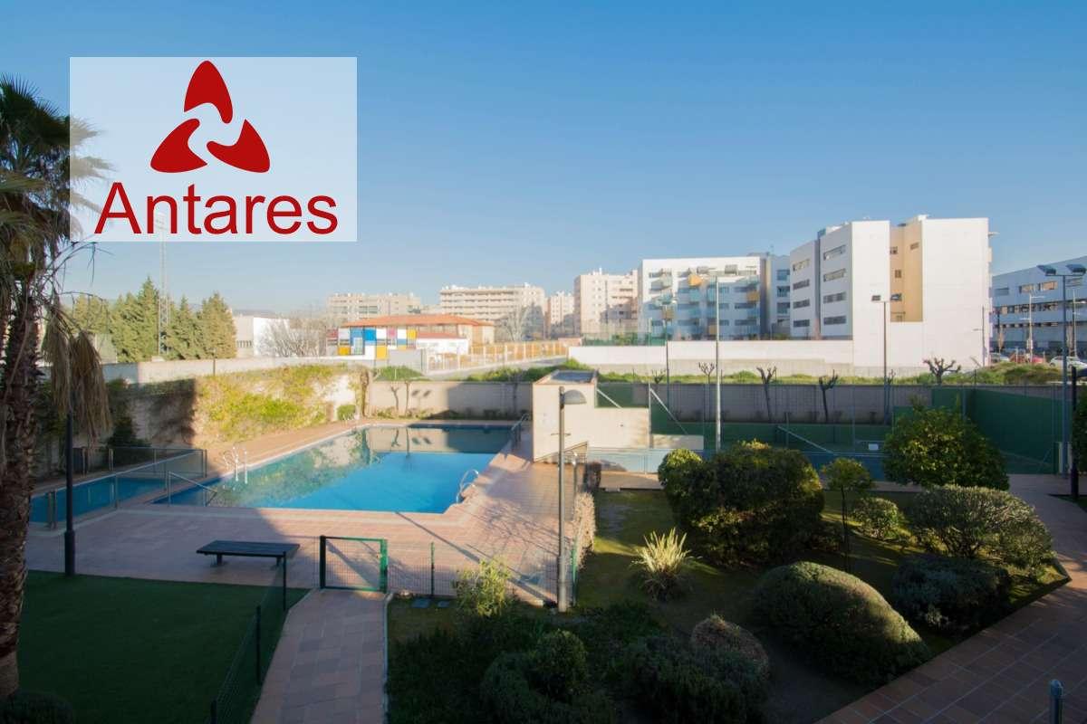 Buen piso en urbanización cerrada con piscina y pista de pádel en PTS